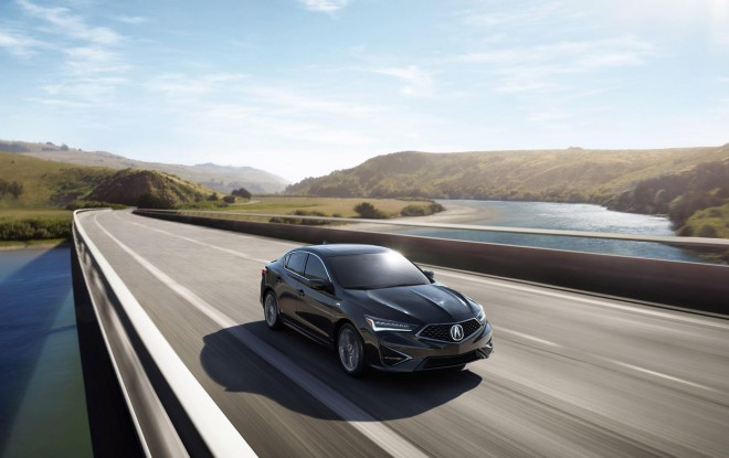 2019 Acura ILX Wallpapers