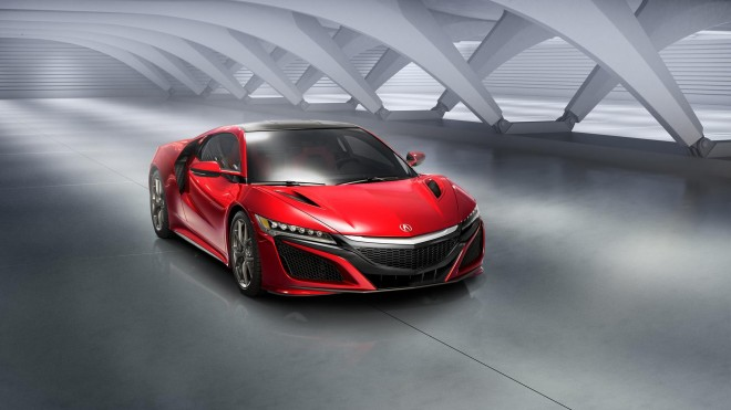 2019 Acura NSX GT3 Evo Wallpapers
