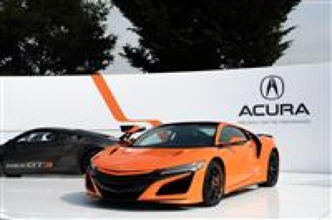 2019 Acura Nsx Wallpapers Hd Drivespark