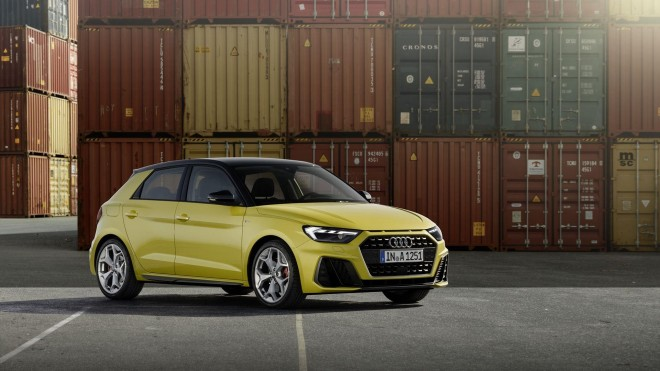 2019 Audi A1 Sportback Wallpapers