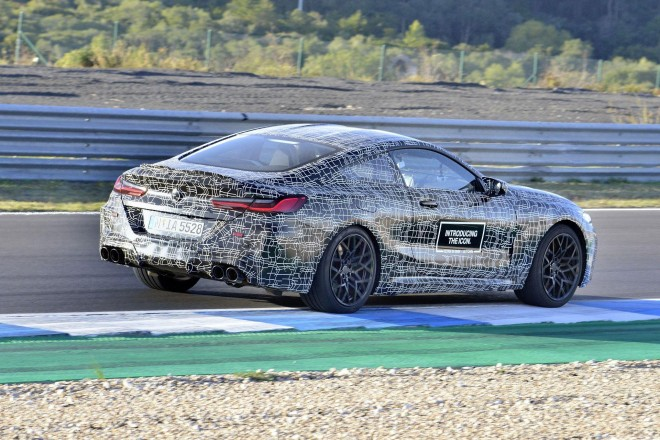 2019 BMW M8 Wallpapers