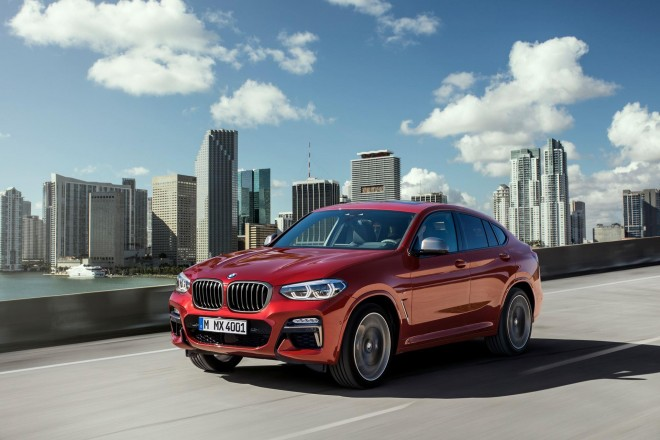 2019 BMW X4 M40d Wallpapers