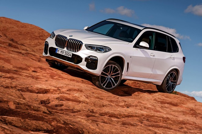 2019 Bmw X5 Wallpapers Hd Drivespark