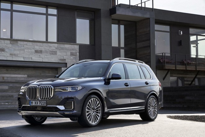 2019 BMW X7 Wallpapers