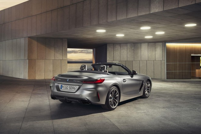 2019 BMW Z4 Wallpapers