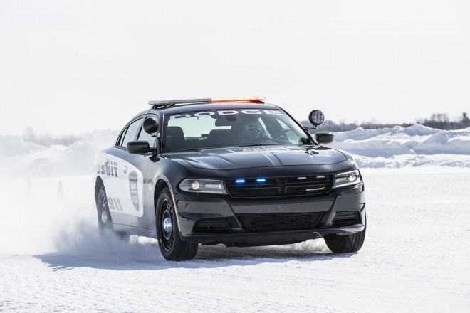 2019 Dodge Charger Pursuit Wallpapers