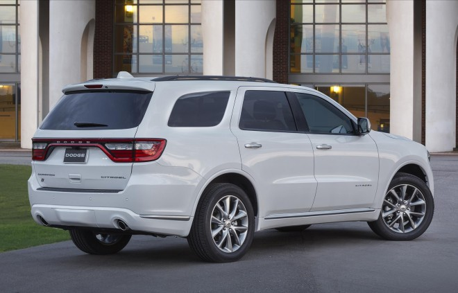 2019 Dodge Durango Wallpapers