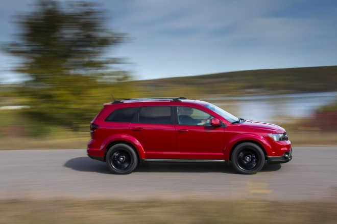 2019 Dodge Journey Wallpapers