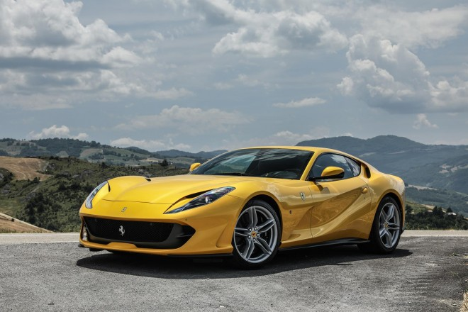2019 Ferrari 812 Superfast Wallpapers