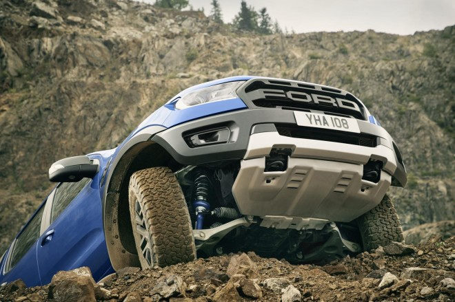2019 Ford Ranger Raptor Wallpapers