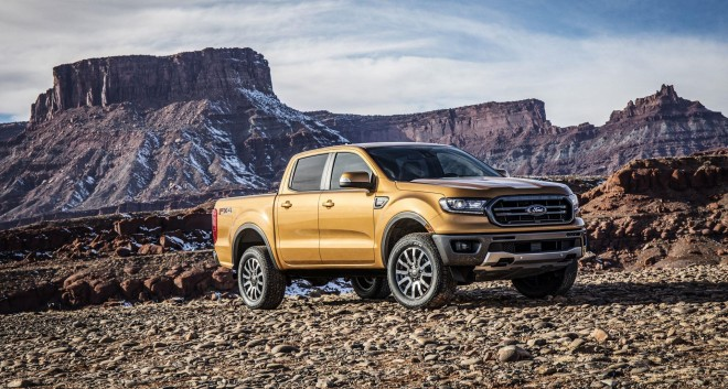 2019 Ford Ranger Wallpapers