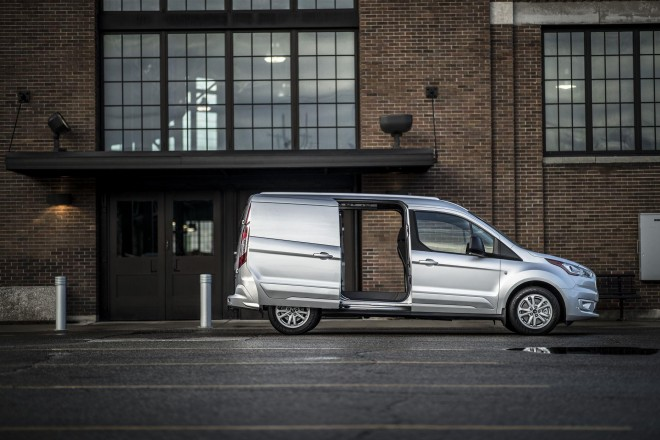 2019 Ford Transit Connect Van Wallpapers