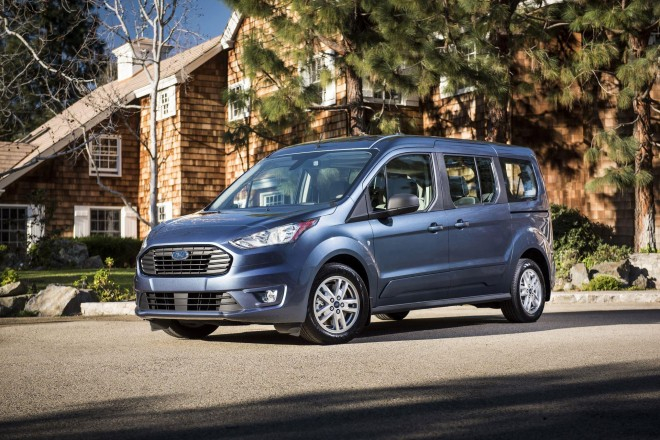 2019 Ford Transit Connect Wagon Wallpapers