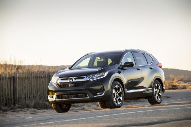 2019 Honda CR-V Wallpapers
