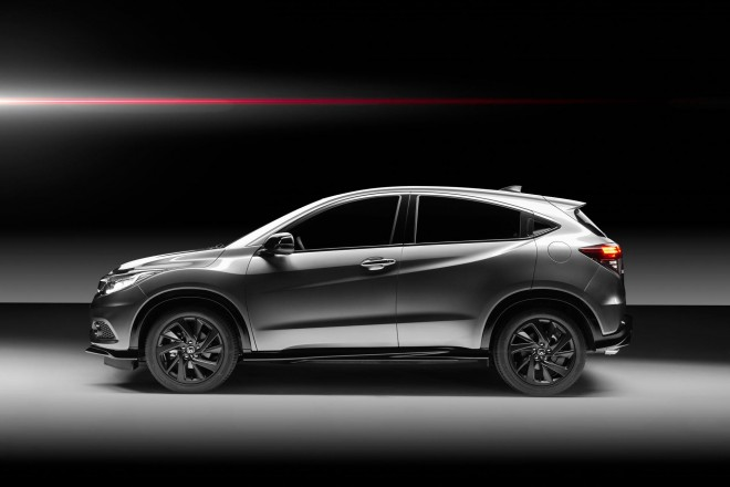 2019 Honda HR-V Sport Wallpapers