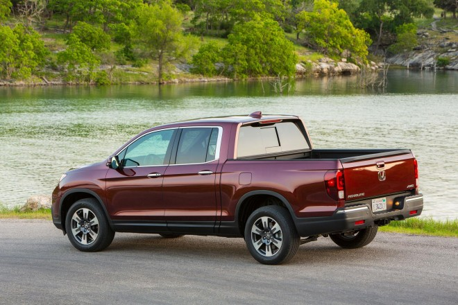 2019 Honda Ridgeline Wallpapers