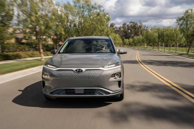 2019 Hyundai Kona Electric Wallpapers