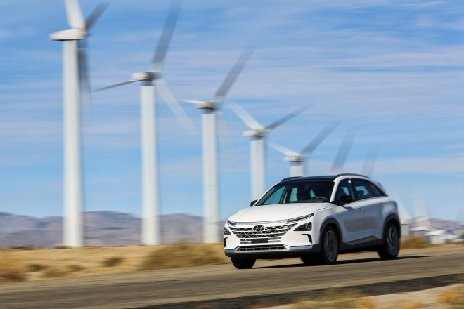 2019 Hyundai NEXO Wallpapers