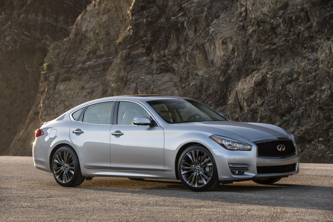 2019 Infiniti Q70L Wallpapers