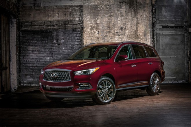 2019 Infiniti QX60 Limited Wallpapers