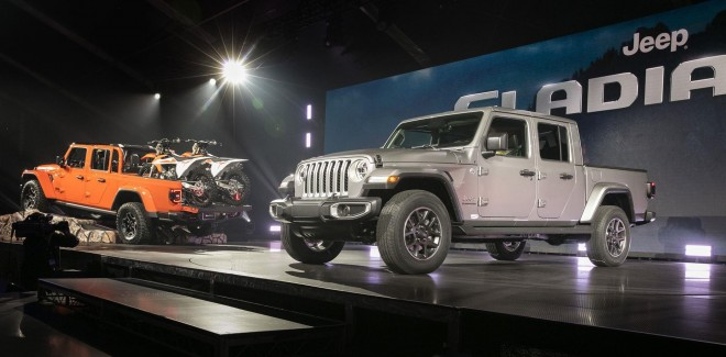 2019 Jeep Gladiator Wallpapers