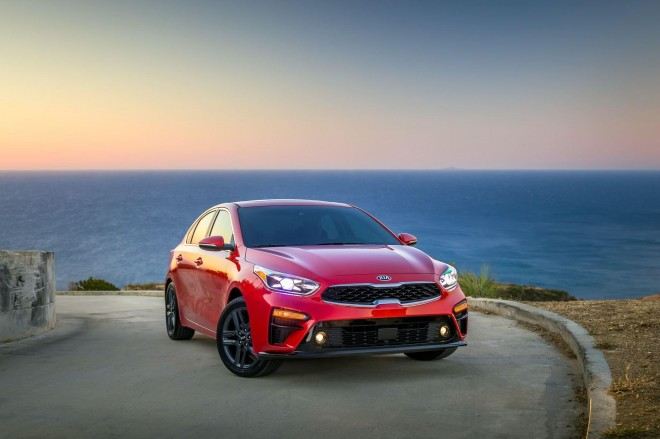 2019 Kia Forte Wallpapers