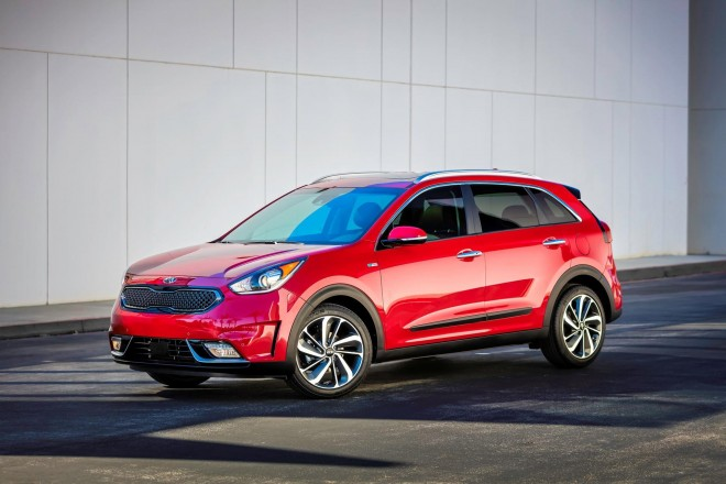 2019 Kia Niro Wallpapers