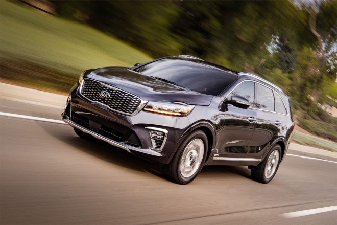 2019 Kia Sorento Wallpapers