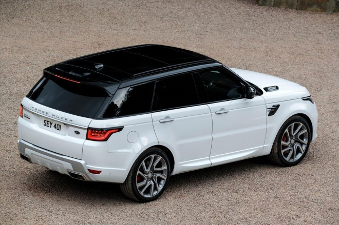 2019 Land Rover Range Rover Sport Wallpapers