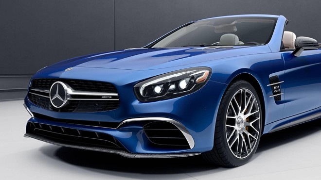 2019 Mercedes-Benz SL-Class Wallpapers
