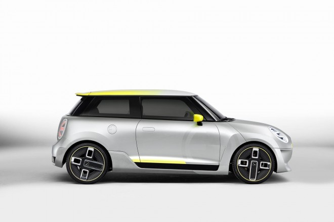 2019 MINI Electric Concept Wallpapers