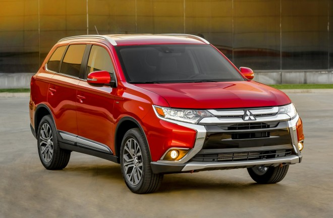2019 Mitsubishi Outlander Wallpapers