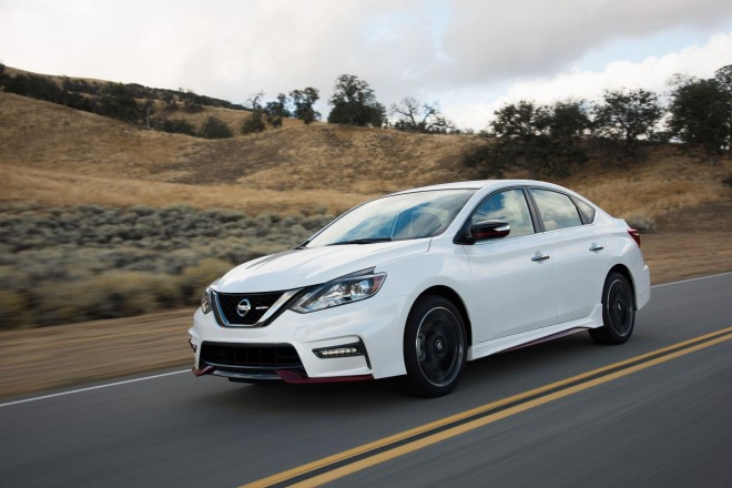 2019 Nissan Sentra NISMO Wallpapers