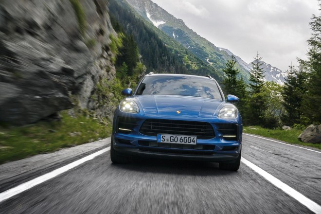2019 Porsche Macan Wallpapers