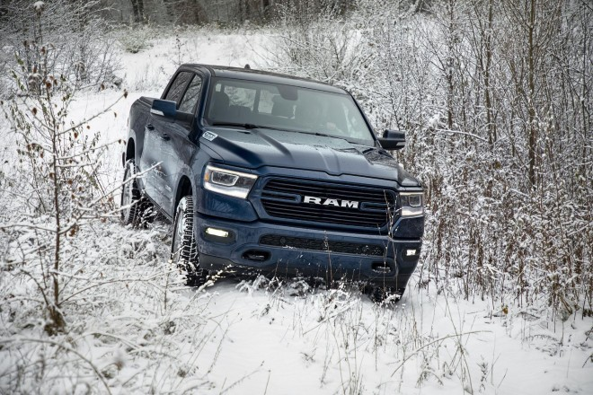 2019 Ram 1500 North Edition Wallpapers