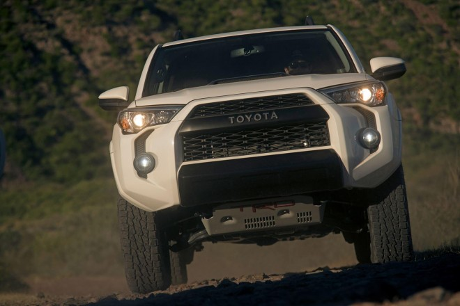 2019 Toyota 4Runner TRD Pro Wallpapers