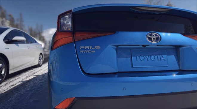 2019 Toyota Prius Wallpapers