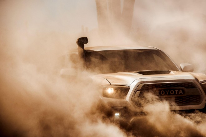 2019 Toyota Tacoma TRD Pro Wallpapers