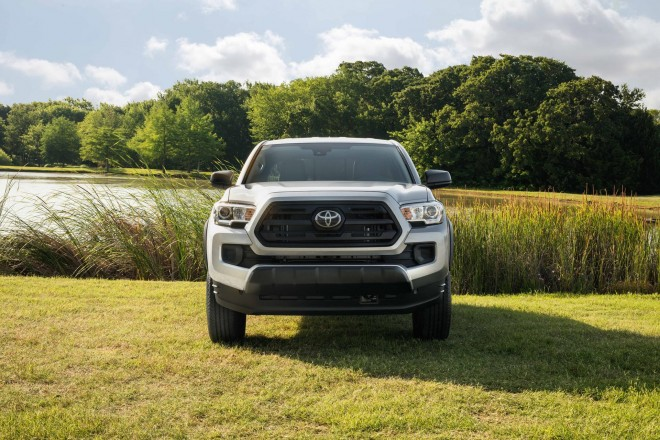 2019 Toyota Tacoma Wallpapers