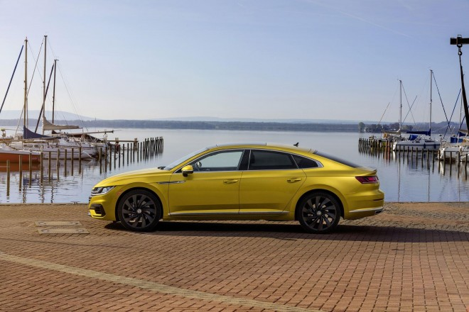 2019 Volkswagen Arteon R-Line Wallpapers