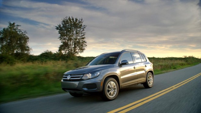2019 Volkswagen Tiguan Limited Wallpapers