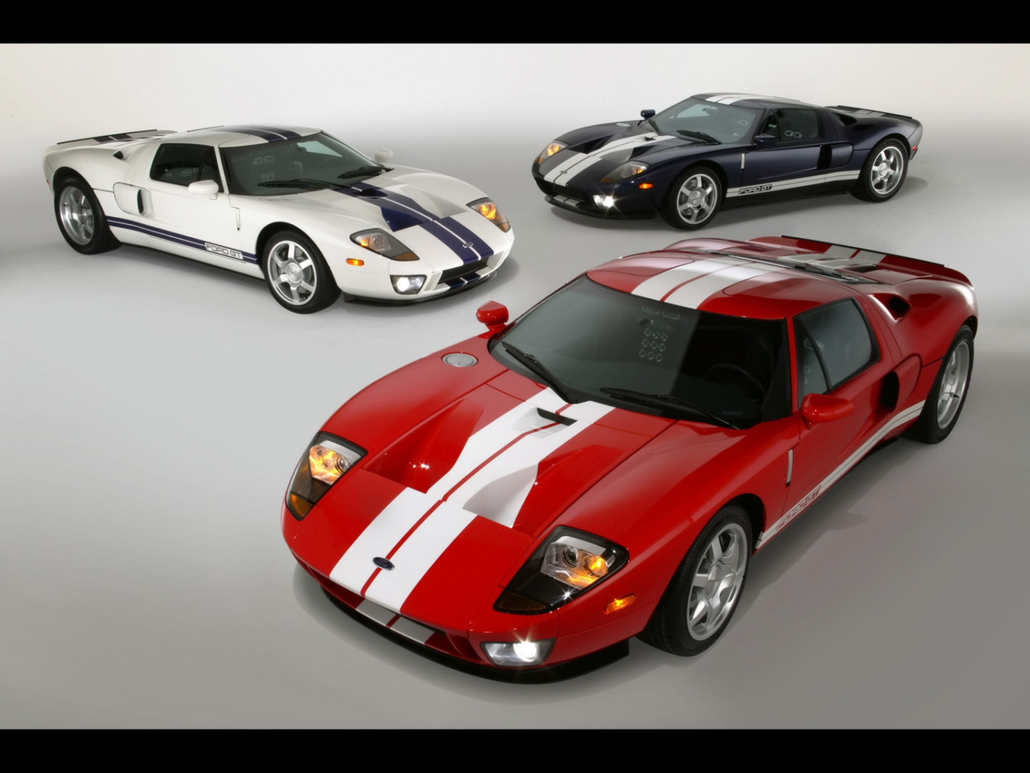 2005 Ford Gt Wallpapers Hd Drivespark