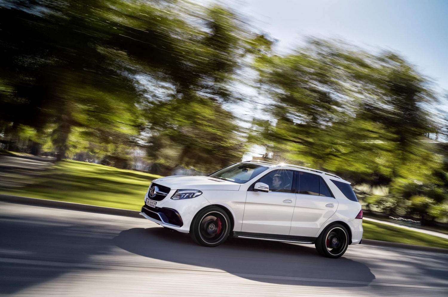 2016 mercedes benz amg gle63 wallpapers hd drivespark for Mercedes benz gle63