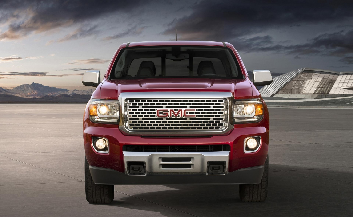 2017 GMC Canyon Denali Wallpapers [HD] - DriveSpark