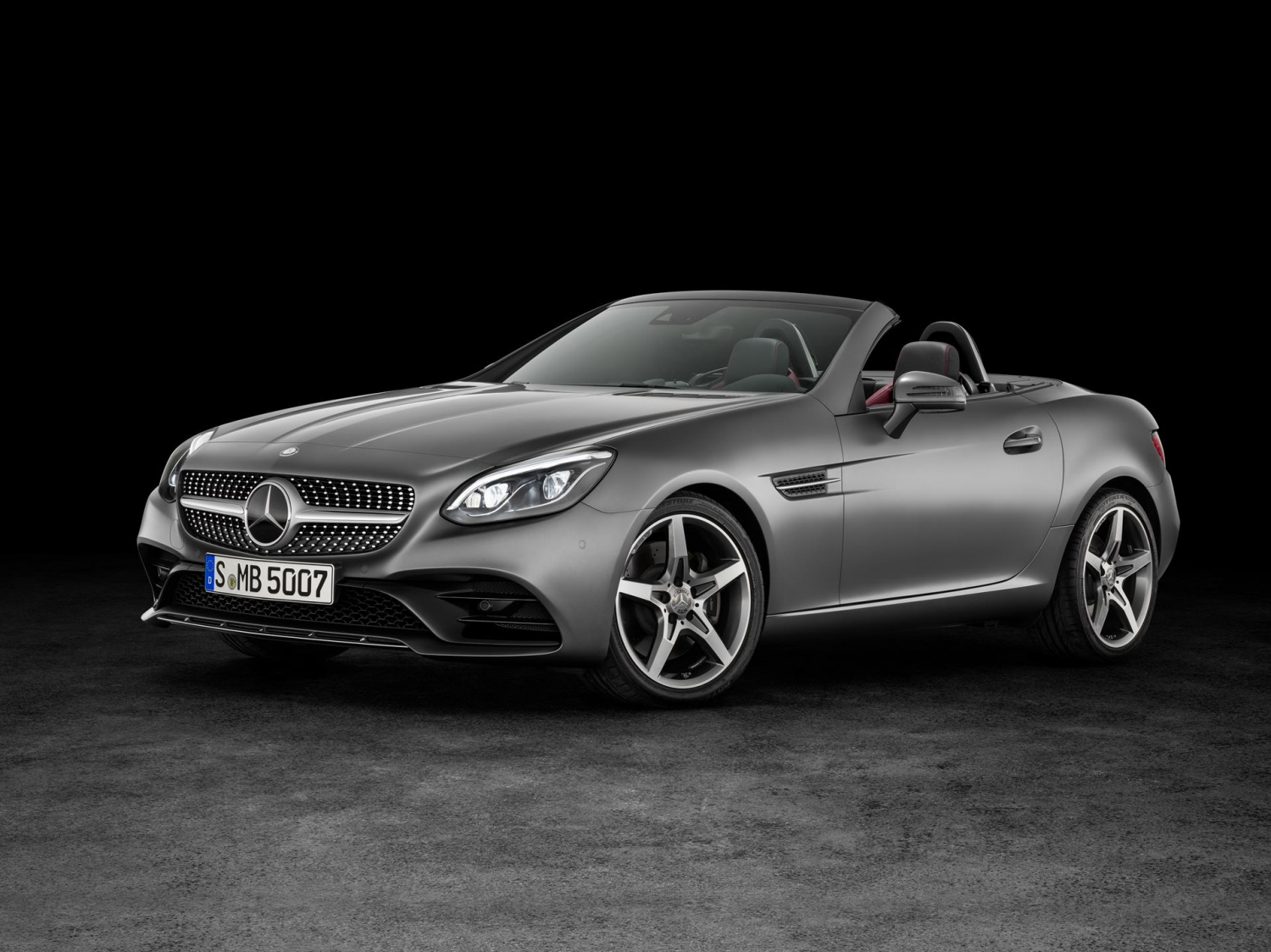 2017 Mercedes-Benz SLC Wallpapers [HD] - DriveSpark