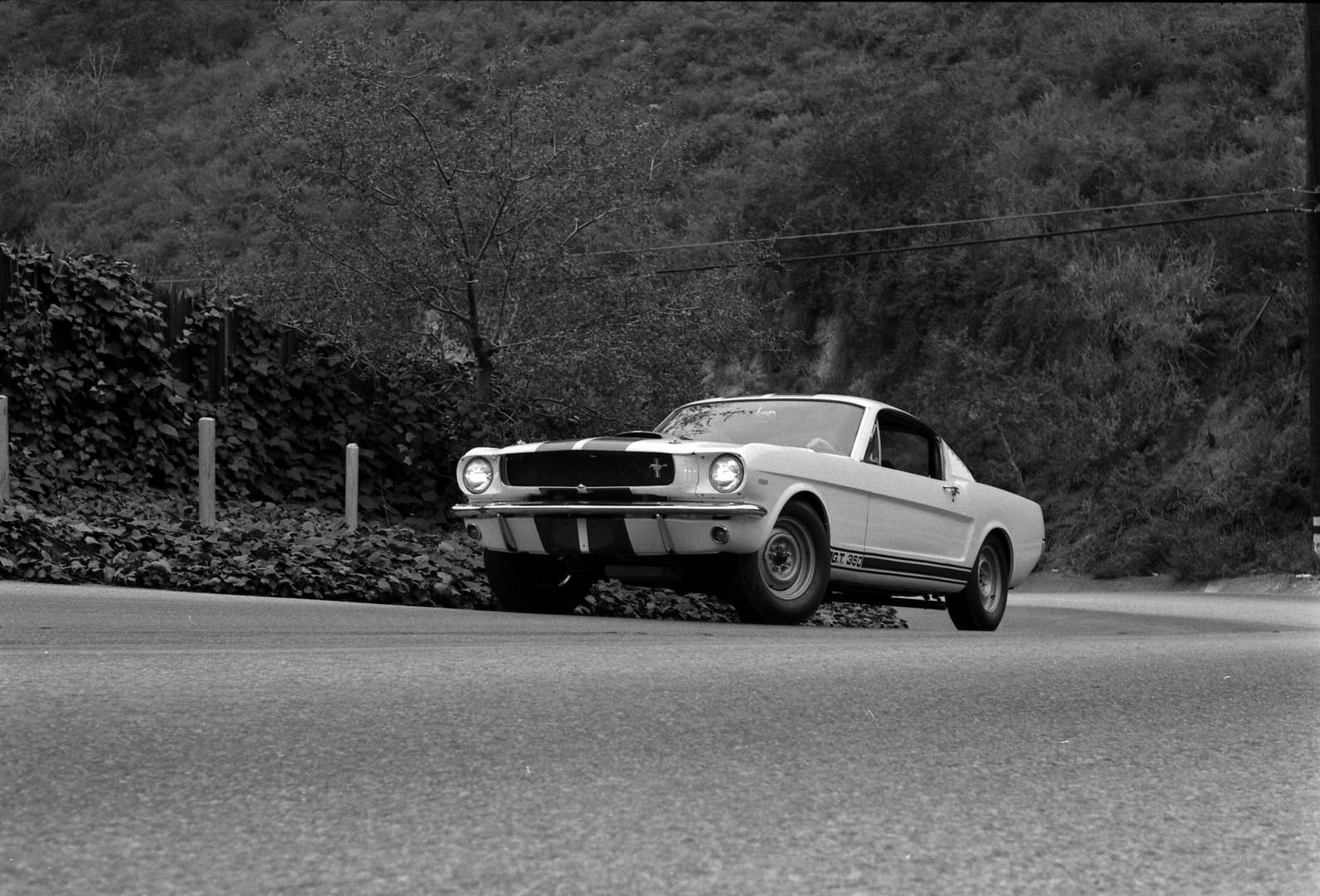 Ford Mustang Wallpaper 1965