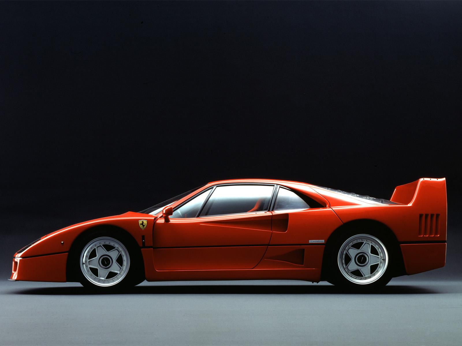 1987 Ferrari F40 Wallpapers Hd Drivespark