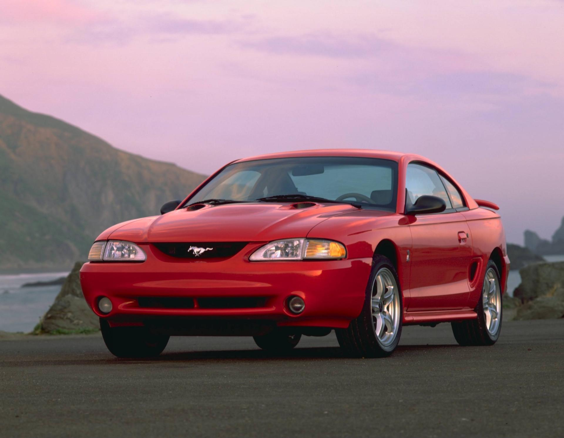 Drivespark hd - Ford 1998 Wallpapers Mustang