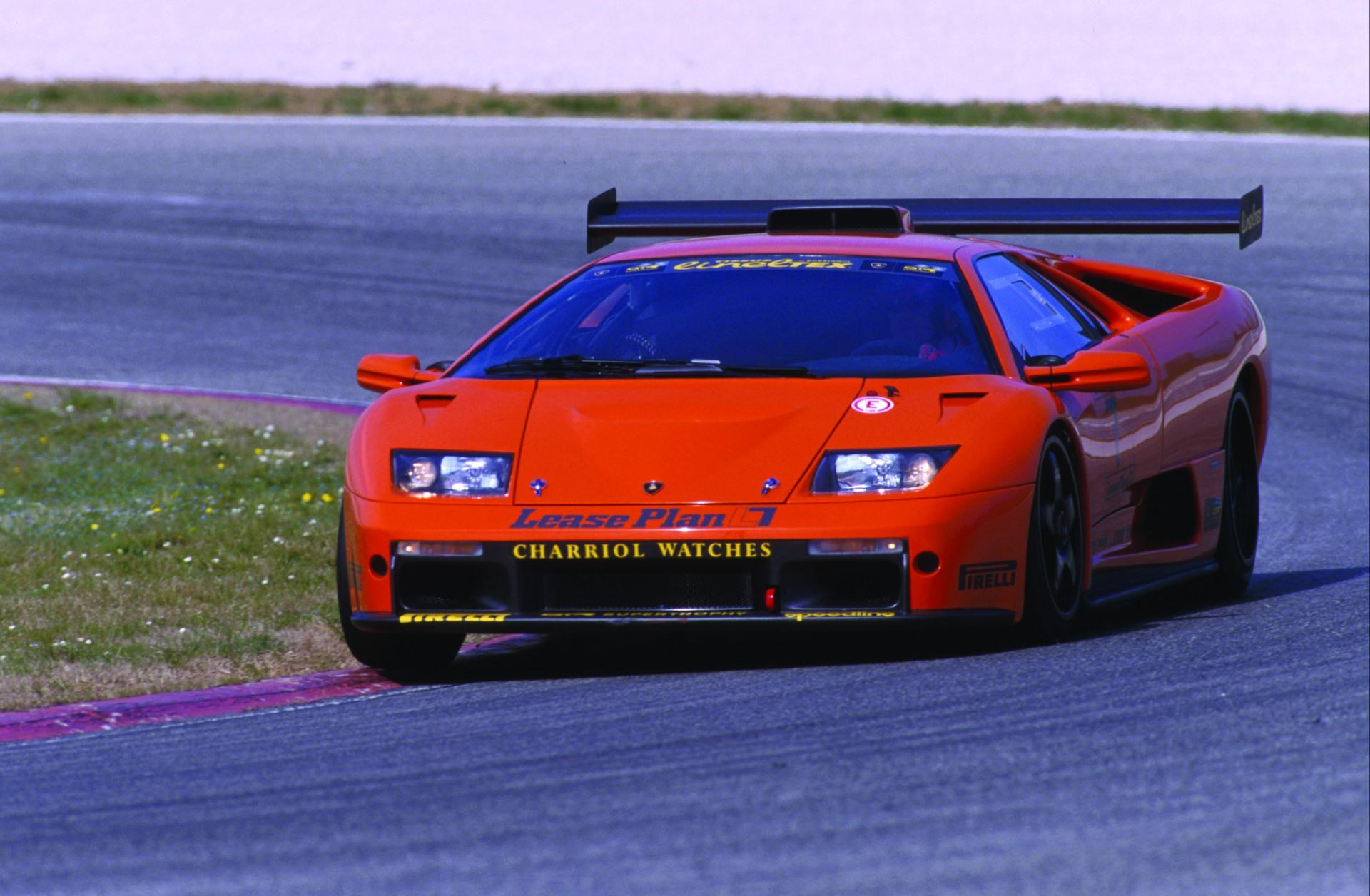 2000 Lamborghini Diablo Gtr Wallpapers Hd Drivespark
