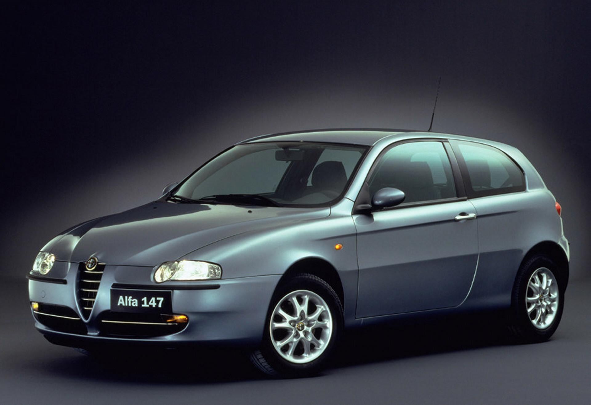 2001 Alfa Romeo 147 Wallpapers Hd Drivespark